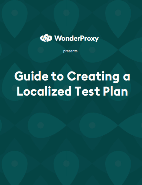 Best practices for localization testing